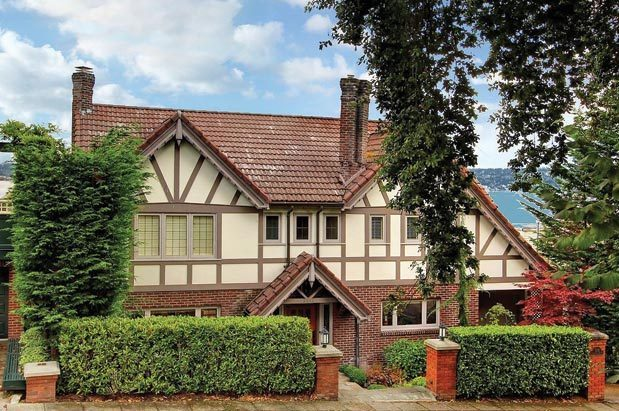 three tudor homes for sale in seattle seattle magazine. Black Bedroom Furniture Sets. Home Design Ideas