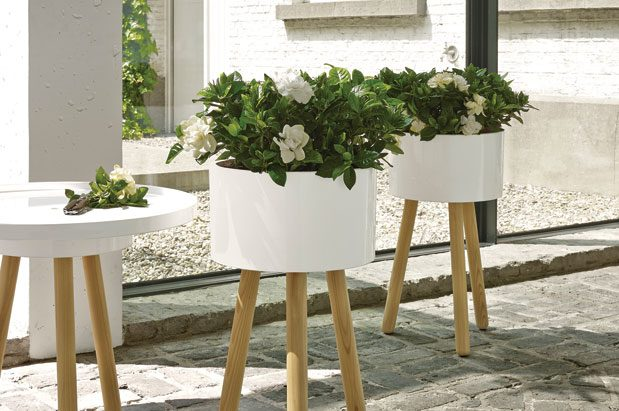 2 Take A Stand The Jean Baptiste Indoor Outdoor Stool 325 Created By Designer François D Or For French Furniture Retailer Ligne Roset