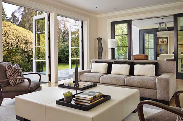 The Look: Interiors For This Broadmoor Residence By Designer Christian  Grevstad, Featured In Seattle Magazine October 2015. Veritables Continues  Owner Marie ...
