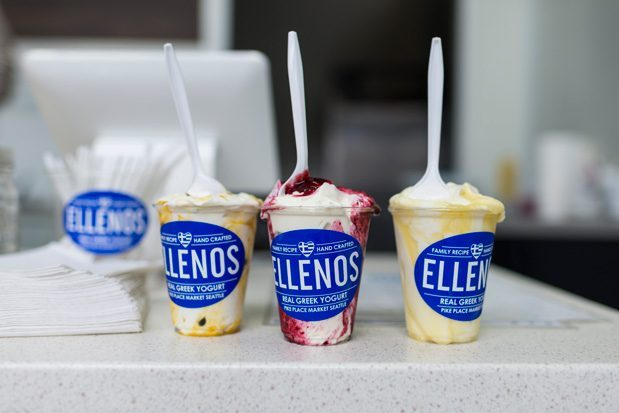 Ellenos yogurt