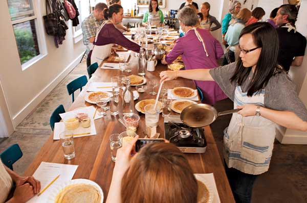 Seattle cooking classes for singles