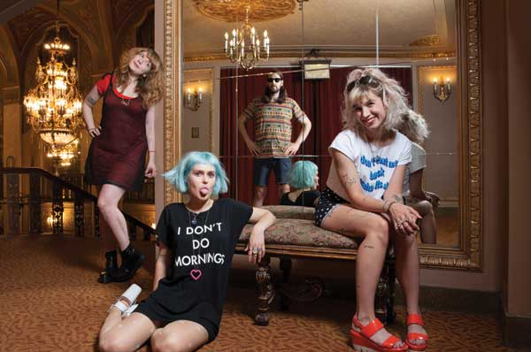Seattle Music 2014: Indie Pop Bands
