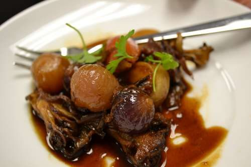 Snake River Farms Beef Bourguignon