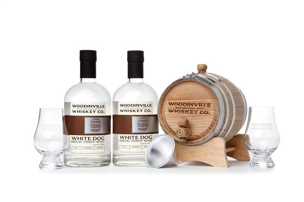 Craft A Batch Of Your Own Aged Whiskey Using This Woodinville Based Purveyors White Dog Unaged Liquor In 2 Liter Oak Barrel