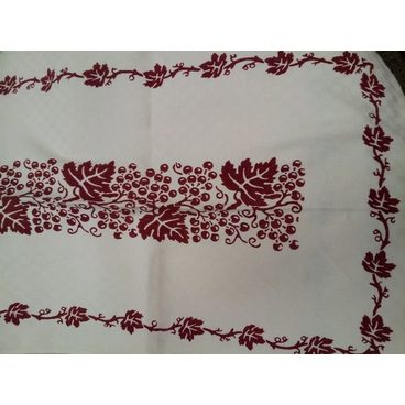 Italian Country Home and Kitchen table runner