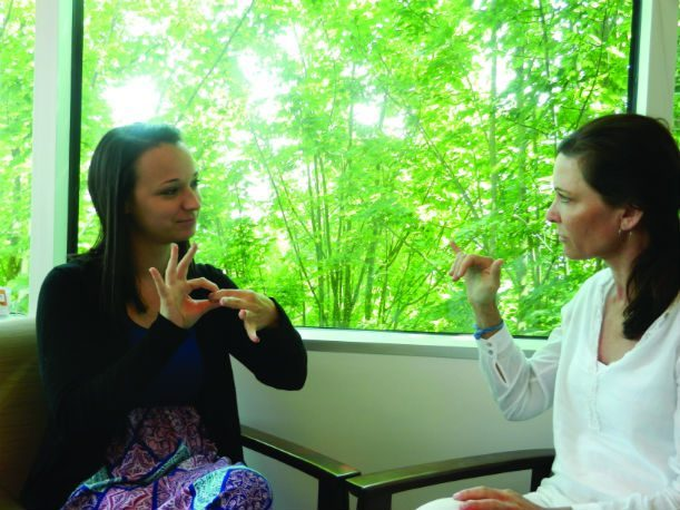 Innovative Therapies For Autistic And Deaf Youths Seattle Magazine