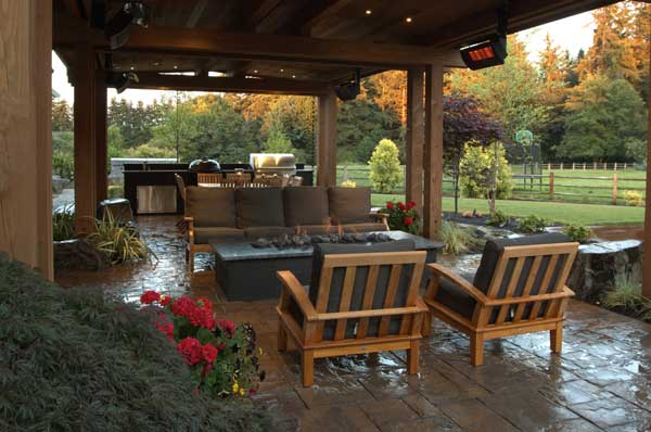 10 Fabulous & Inspiring Outdoor Living Spaces Around ... on New Vision Outdoor Living id=42853