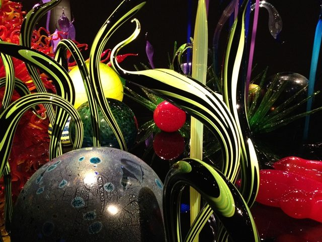 Chihuly Garden And Glass Is A Pleasant Surprise Seattle Magazine