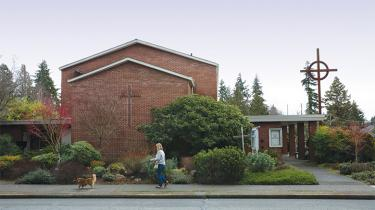 Seattle's Wedgwood neighborhood