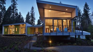 Beautiful, large home on Whidbey Island