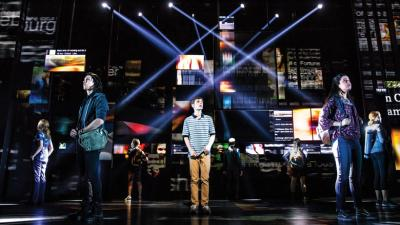 Seattle's Dear Evan Hansen performance
