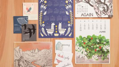 Seattle-produced calendars