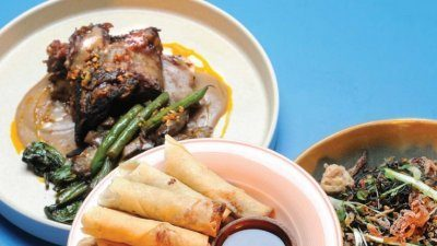 Musang was chosen as Best New Restaurant by readers