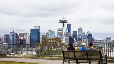 Seattle's Kerry Park