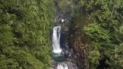 Wallace Falls winter hike