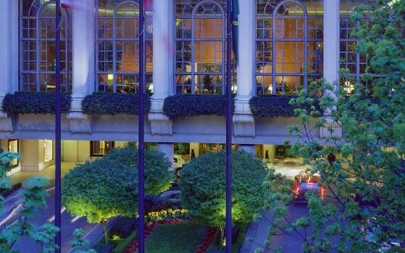 One Of The City S Most Celebrated Historic Landmarks And A Premier Luxury Hotel In Seattle Fairmont Olympic Is